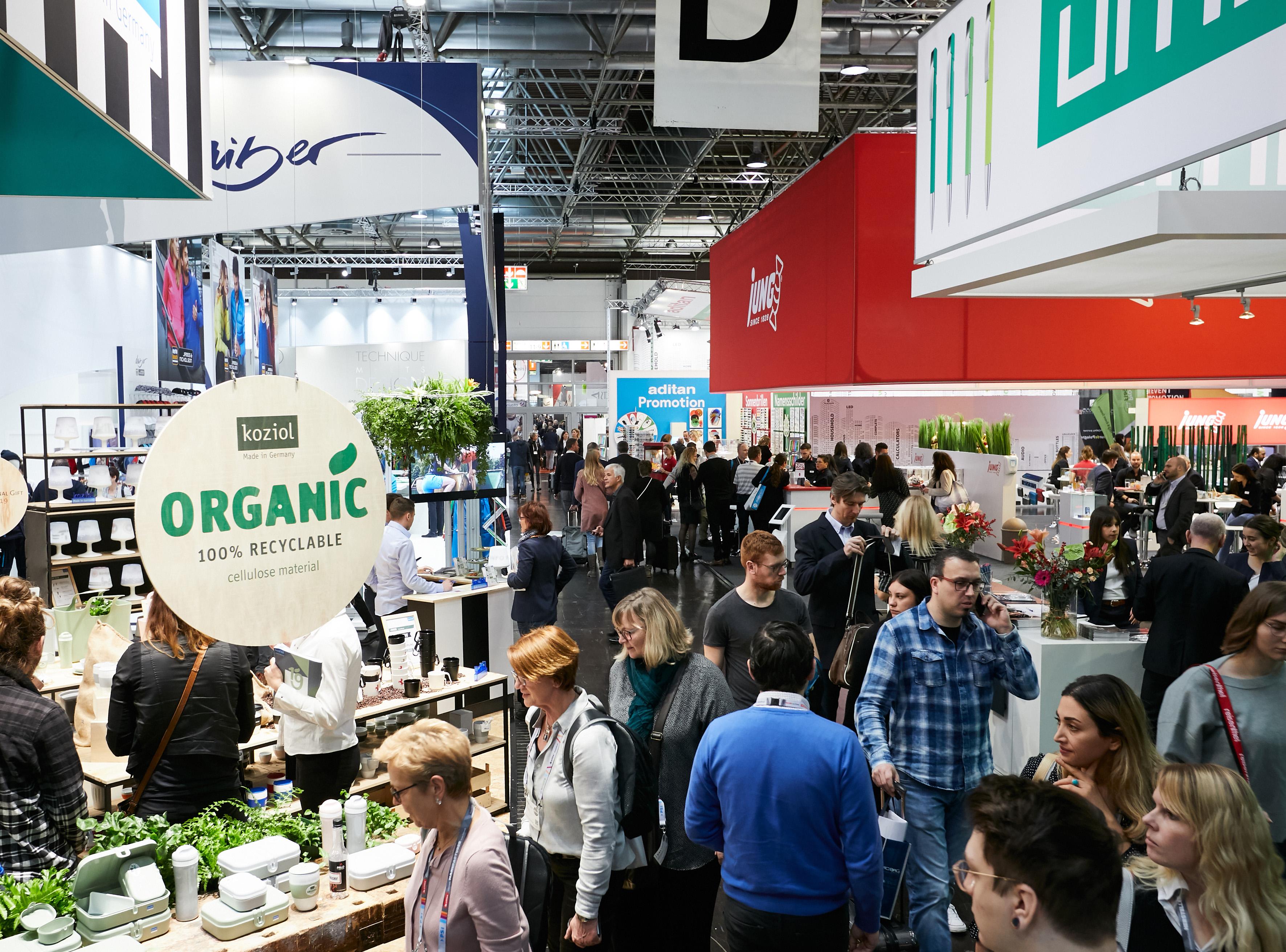 PSI 2020 – Europäische Leitmesse der Werbeartikelwirtschaft