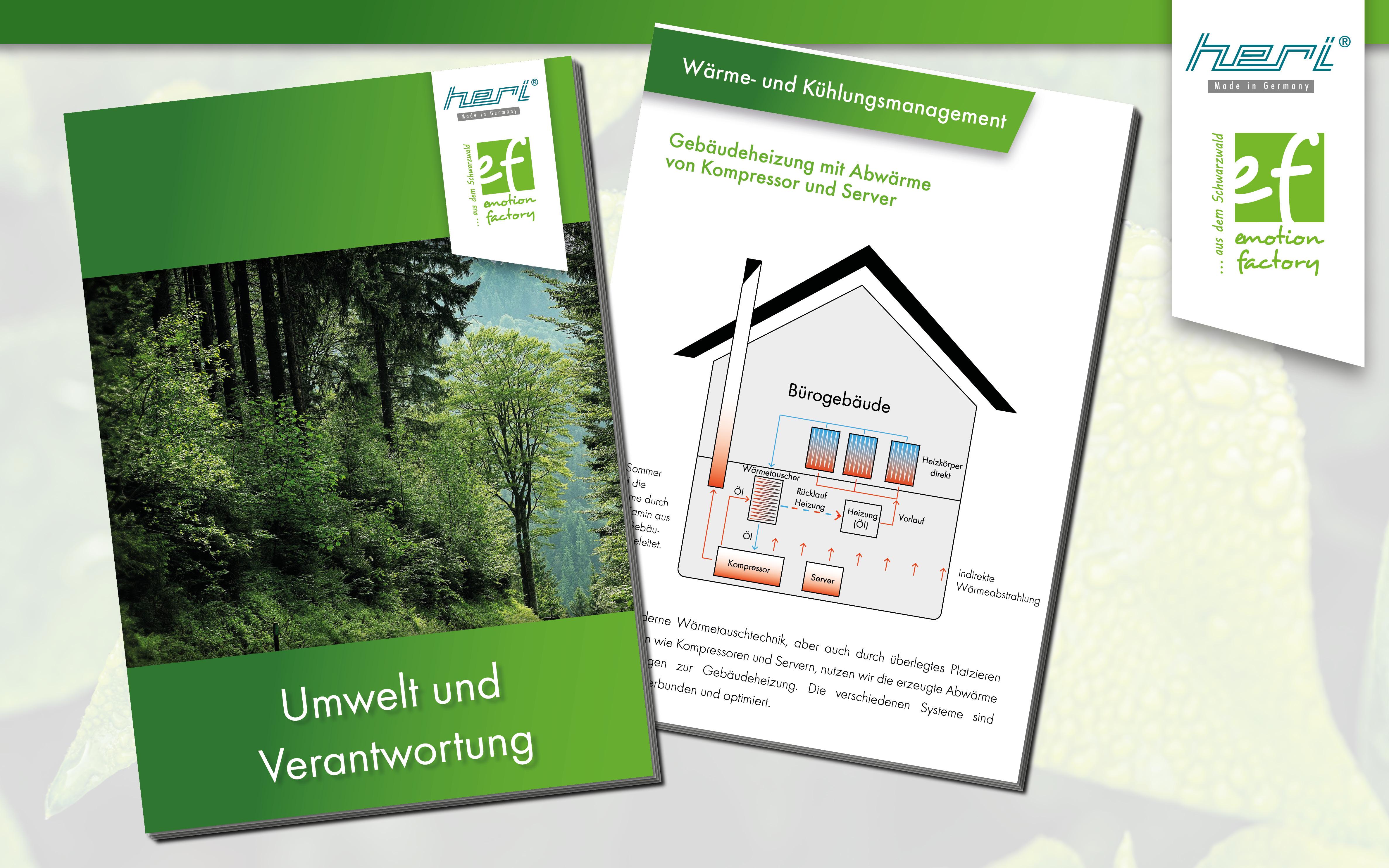 Nachhaltigkeit von A bis Z – Heri Rigoni GmbH verschreibt sich der Nachhaltigkeit