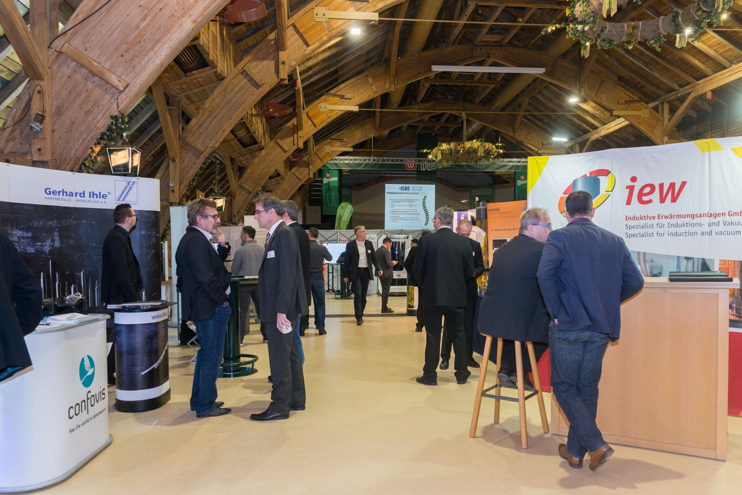Wernesgrüner Werkzeugsymposium 2022