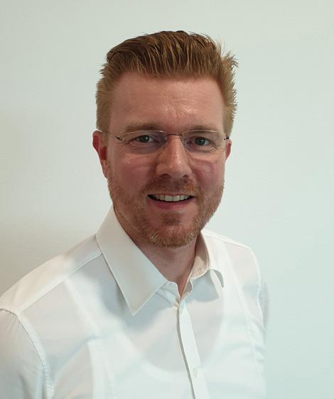 Holger Rosenbaum neuer Vertriebsleiter bei SUNFLEX