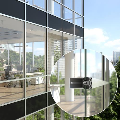 Leichtgewicht Vakuum-Isolierglas