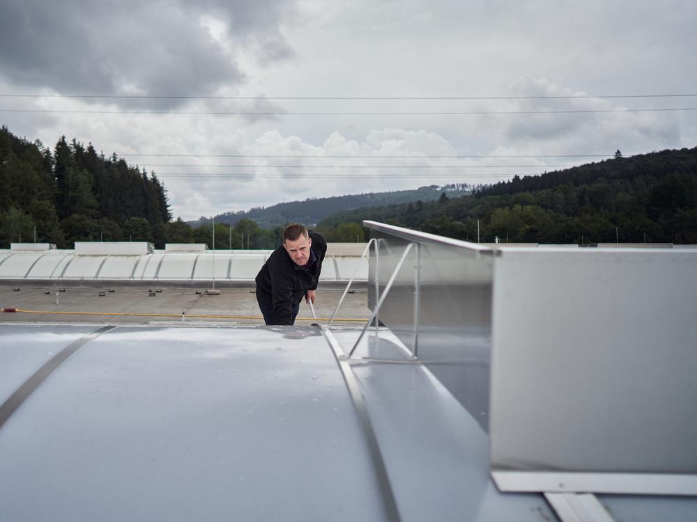 Mehr Sicherheit durch Sanierung von Industriebauten