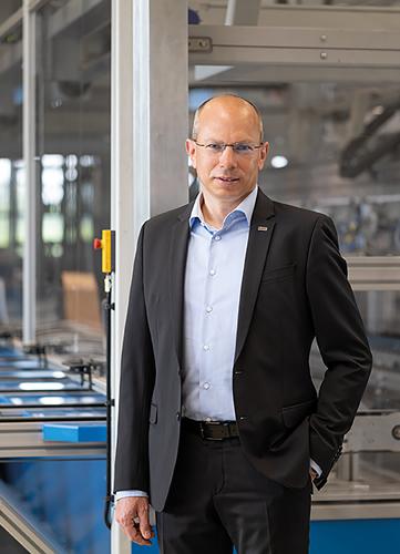 Marco Steffenmunsberg neuer CEO bei  Regiolux