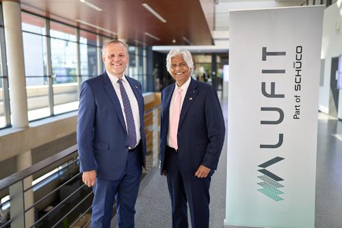 Schüco erwirbt Mehrheitsanteil an Alufit International Pvt. Ltd. in Indien