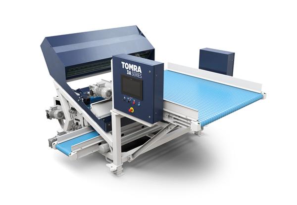 Tomra Food stellt neue Sortiermaschine für Kartoffeln vor