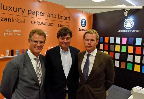 Zanders Paper erhöht Produktion