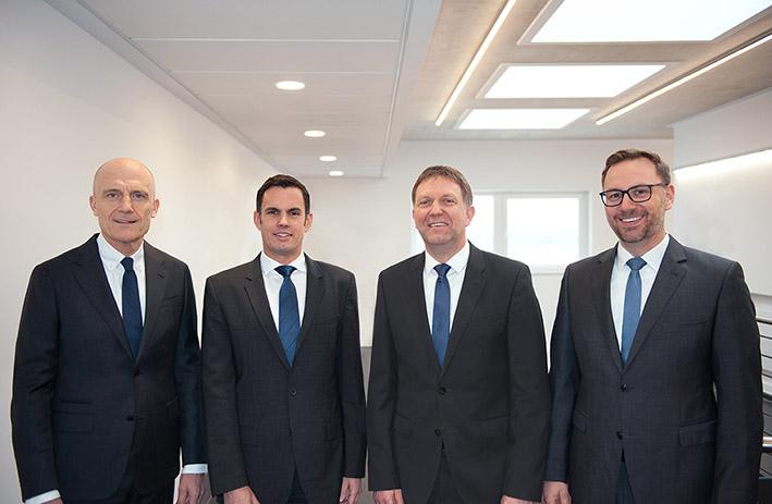 Für die Zukunft gerüstet: SEEPEX stellt Geschäftsführung breiter auf