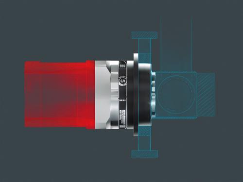 Dynamisch, kraftvoll und exklusiv: Intelligenter Baukasten für Servo-Planetengetriebe PxG®