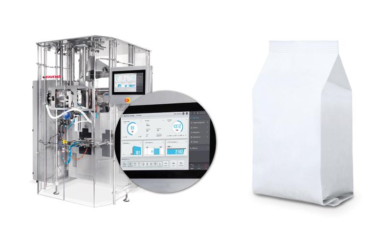 Gemeinsame Sache für mehr Nachhaltigkeit: Barriere-Verpackungspapier- trifft Maschinenhersteller