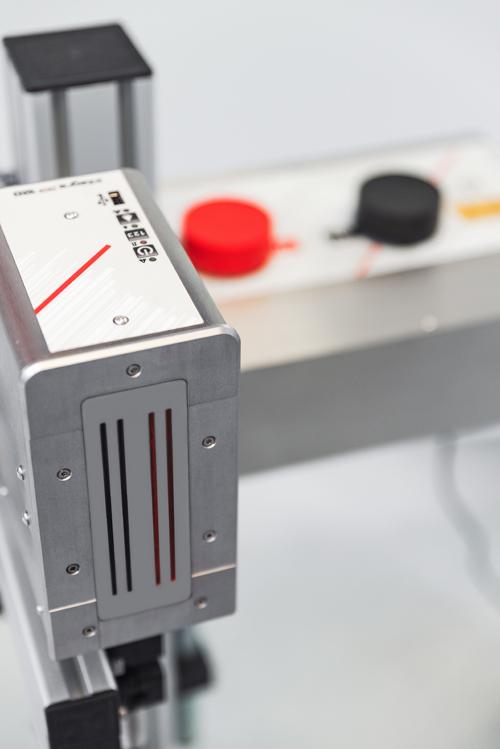 Inkjet-Drucker integra PP 108 bicolor – zweifarbig drucken mit nur einem Druckkopf