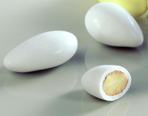 Weißungsmittel für Drageewaren ohne Titandioxid
