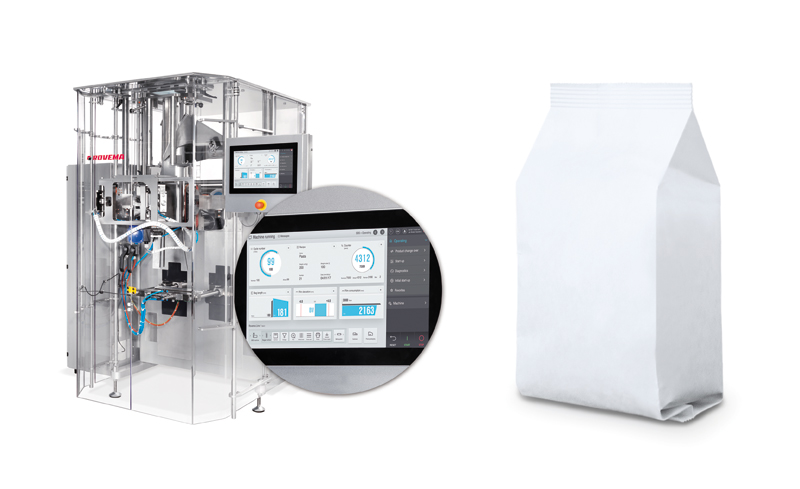 Working together for increased sustainability: barrier packaging paper meets machine manufacturer