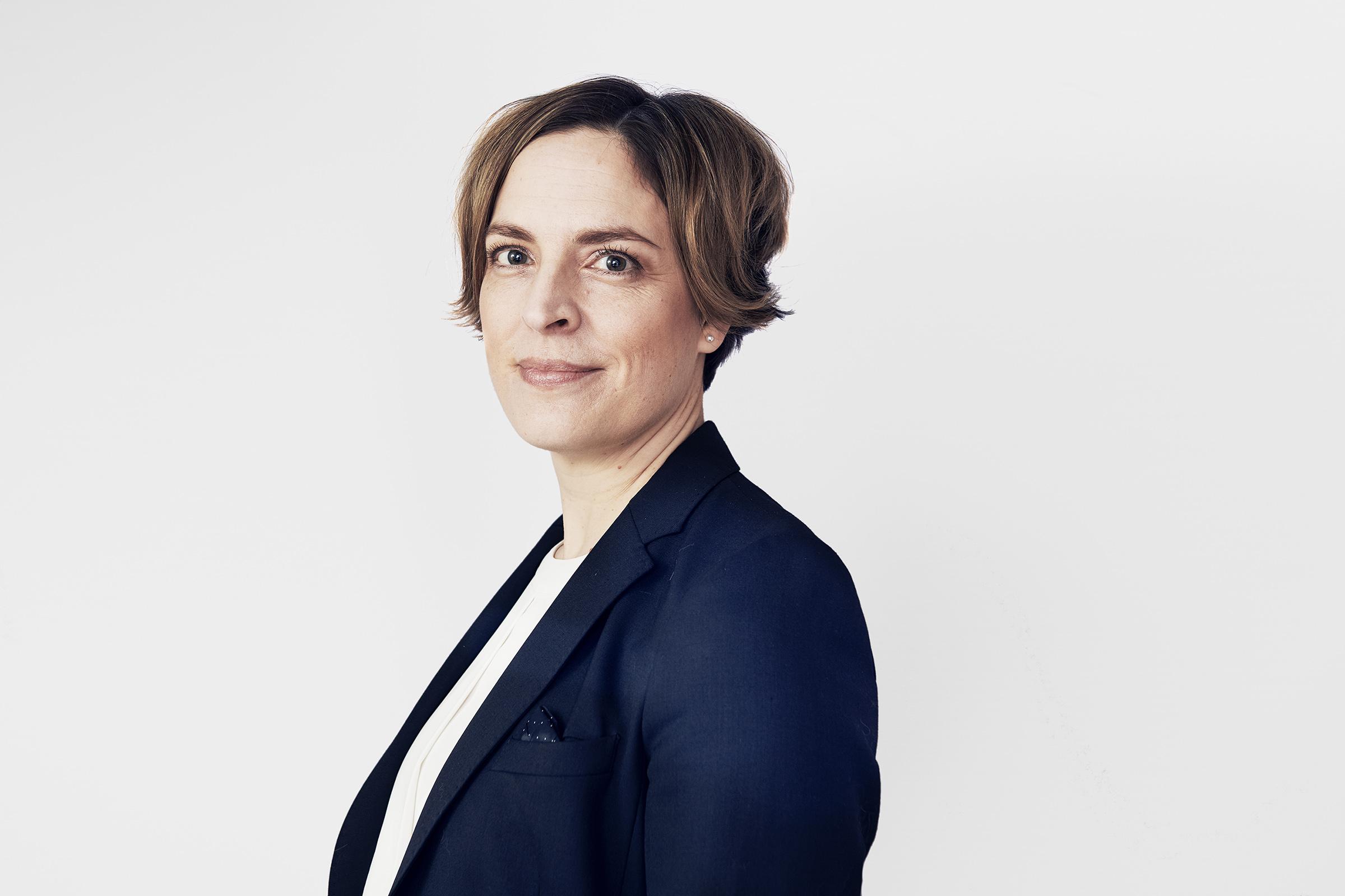 Helen Blomqvist ist neue Präsidentin von Sandvik Coromant