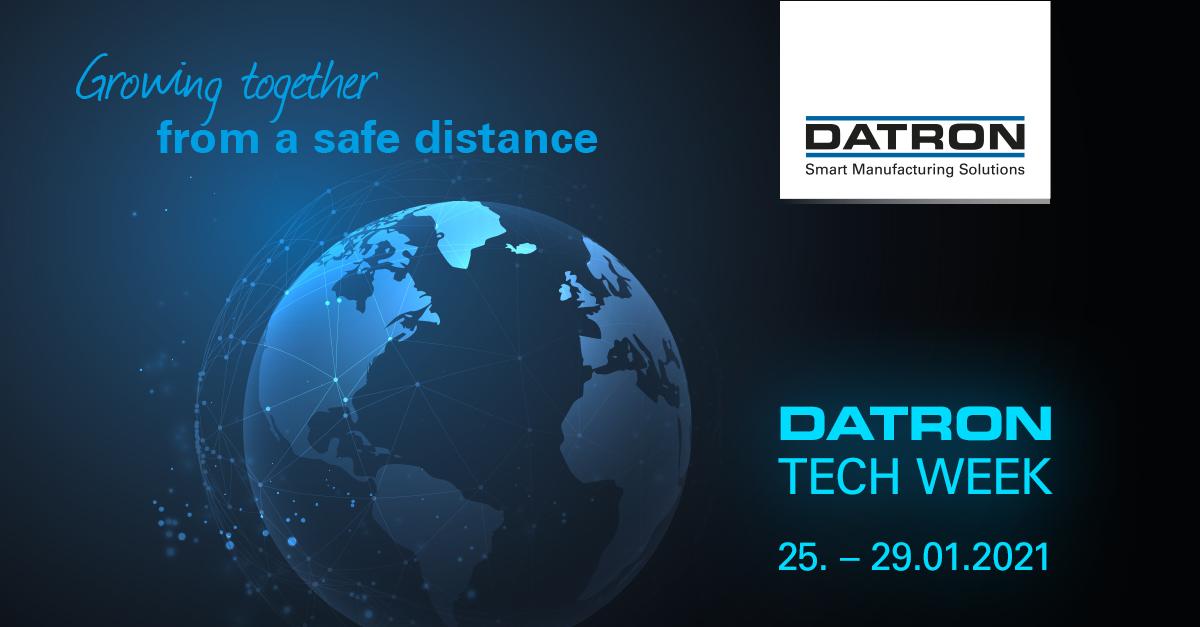 DATRON Tech Week 2021