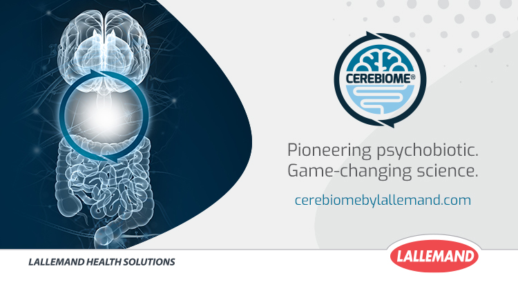 Introducing CEREBIOME®: Pioneering psychobiotic. Game-changing science