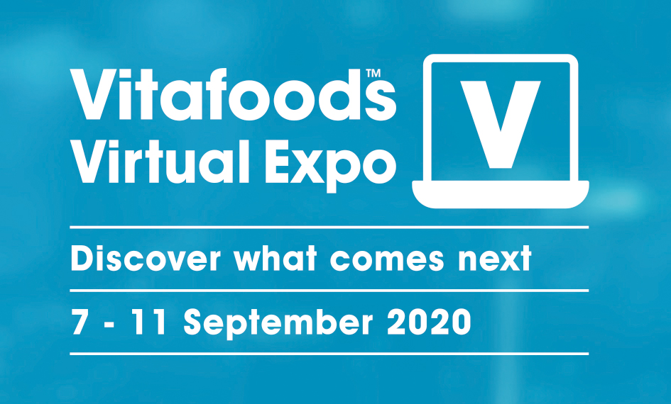 """Informa Markets reveals Vitafoods Virtual Expo platform demo and highlights findings from first """"state of nation"""" market report"""