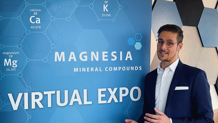 Magnesia veranstaltet eigene virtuelle Messe