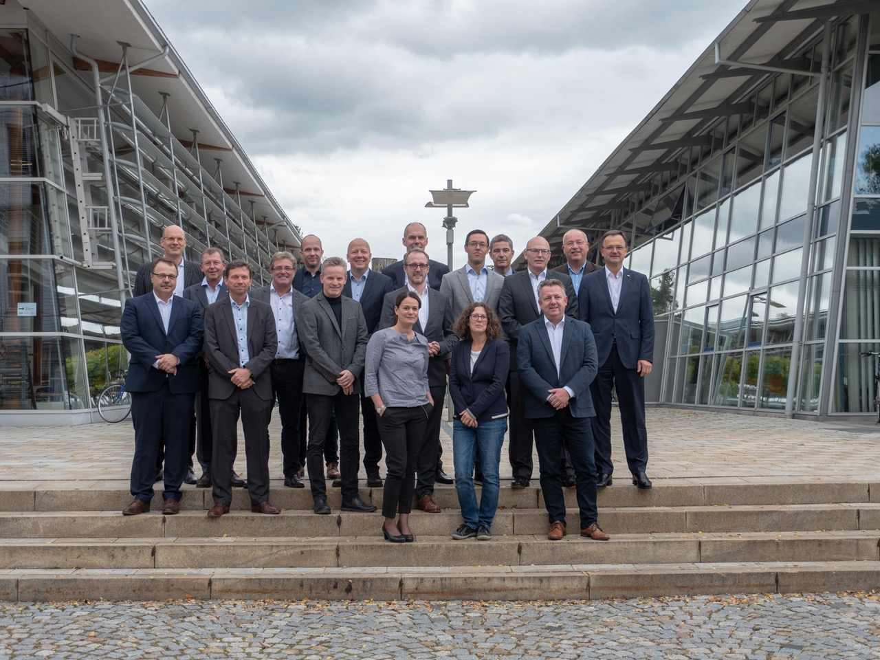 Siempelkamp and TH Rosenheim, Industrial advisory board for wood technology