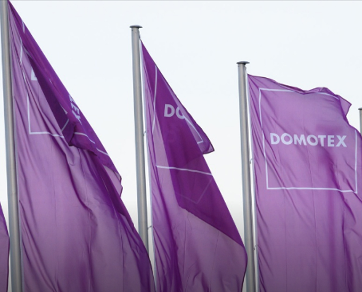 DOMOTEX adjusts trade show date and will now take place from 18 to 20 May 2021