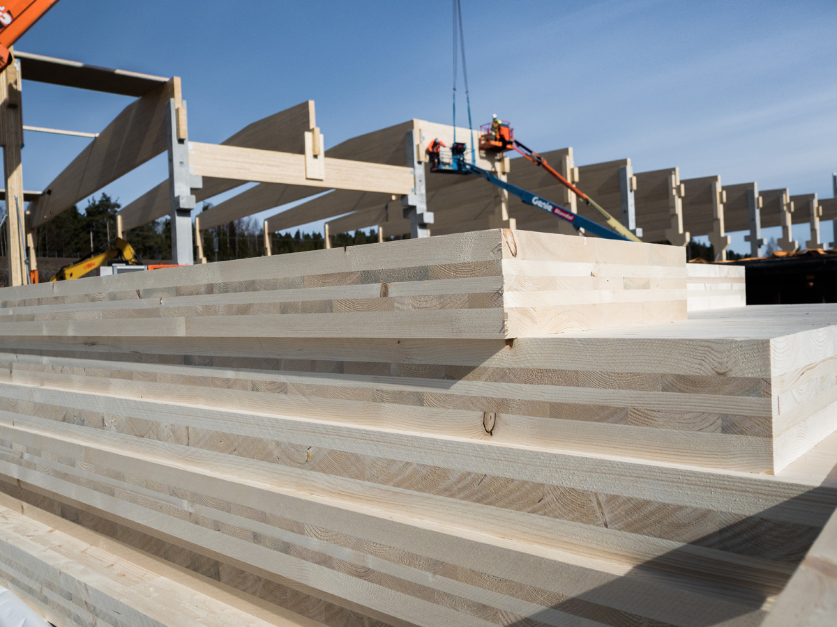 Stora Enso invests in cross laminated timber (CLT) production in Czech Republic