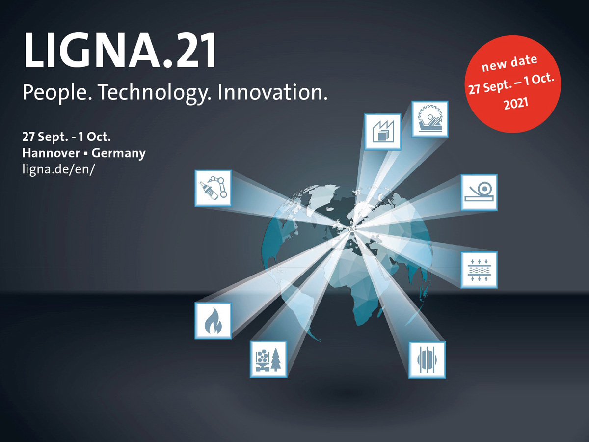 LIGNA.21 goes into autumn – new date from 27 September to 1 October