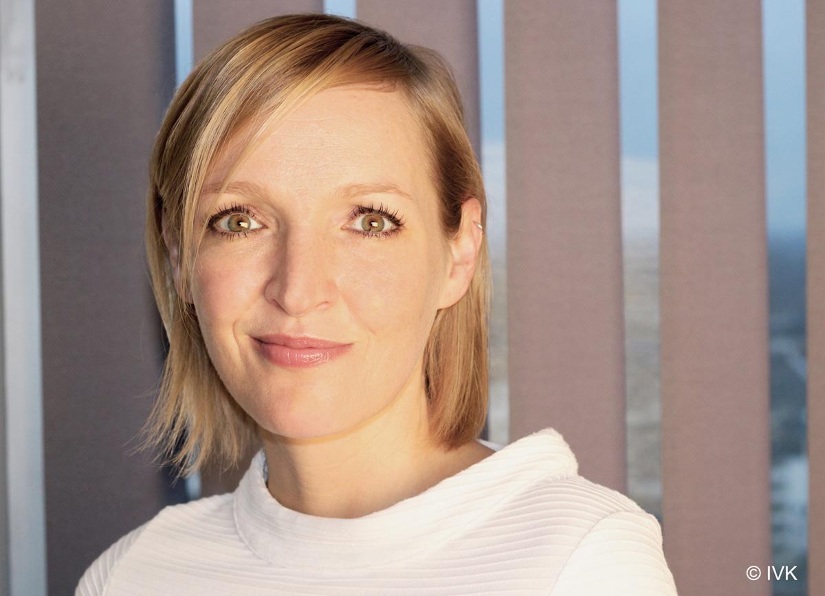 Dr. Vera Haye wird neue Hauptgeschäftsführerin