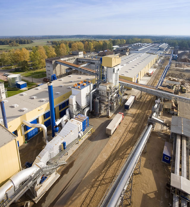 Thin-board specialist orders complete THDF line from DIEFFENBACHER
